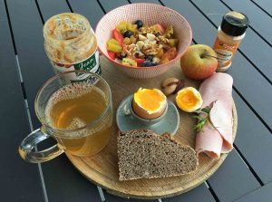 Les rendez-vous KFS® : l'alimentation, un des piliers de notre santé