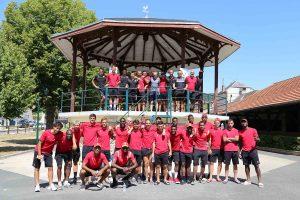 Région Grand Est : KFS® organise des activités de cohésion pour la Racing Club de Lens