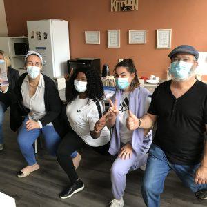 Région Auvergne Rhône Alpes: Kiné form & santé® à l'Ehpad de la Salette.